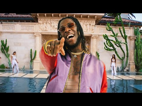 DJ Khaled - Drama ft. Burna Boy (Official Video)