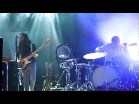 MuteMath-Walking Paranoia (HoB Houston 1/26/12)