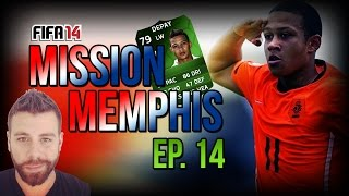 Mission Memphis #14 - IF Depay RTG - SOME BIG CHANGES! - FIFA 14