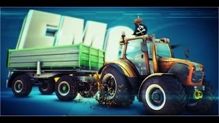 Farm Machines Championships 2014 , #07 Lets Play, Ladewagen Rennen