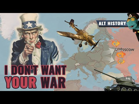 What if the US stayed neutral in World War 2?