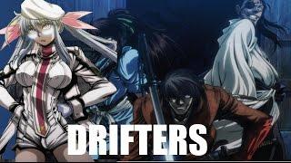 DRIFTERS - MINI MENU MANGA