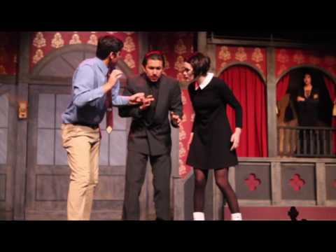 Gwynedd Mercy Academy Presents: The Addams Family 2016