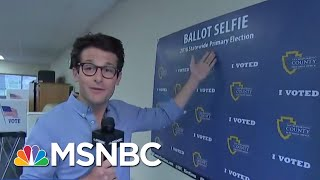 Primary Day: A Closer Look At The Candidates Running In CA39 | Hallie Jackson | MSNBC