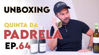 Unboxing Vinhos Quinta da Padrela - Meia Gaiola Ep.64