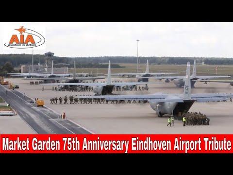 Market Garden 75th Anniversary, Falcon Leap Exercise 2019