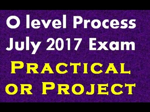 O level Project Or Practical Full Explain In Hindi For July 2017 Exam For Direct Students