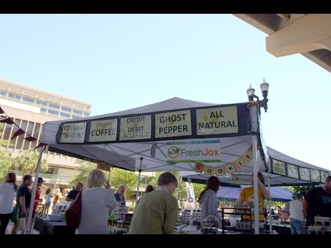 Florida Travel: Visit Jacksonville's Riverside Arts Market