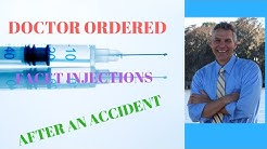 Facet Injections after a Car Accident | Lake County Injury Lawyer