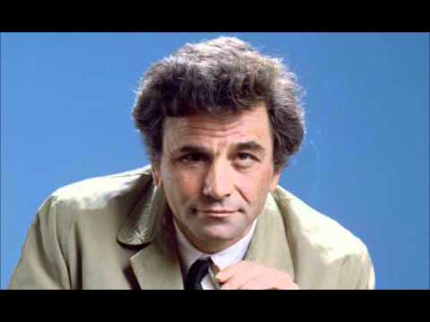 Columbo Questioning the New World Order