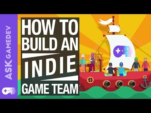 The 6 Roles That You Need to Build a Great Indie Dev Team