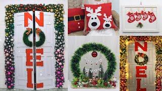 10 Diy christmas decorations 2021🎄 New Christmas decoration ideas 🎄 10