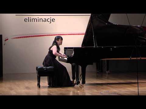 Yurika Kimura – Chopin Piano Competition 2015 (preliminary round)