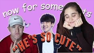 JIMIN, SHE'S MINE 😠 | MY GF REACTS TO An Introduction to BTS: Jimin Version