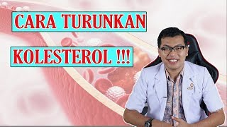 Download lagu Cara Menurunkan kolesterol Tinggi Secara Alami dan Cepat - Dokter Saddam Ismail