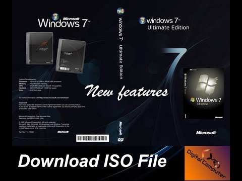 how to download windows 7 ultimate for free
