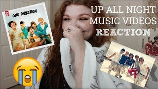 UP ALL NIGHT: REACTING TO ALL OF ONE DIRECTION