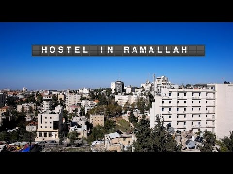 DIY Travel Reviews - Hostel in Ramallah, overview of location, rooms and amenities