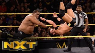 Keith Lee vs. Roderick Strong: WWE NXT, Nov. 13, 2019