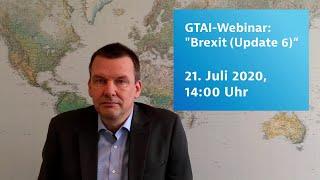GTAI-Webinar Brexit (Update 6)