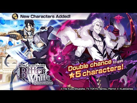 Bleach Brave Souls: Summons Bitter White!!! 500 orbs EITA, NOSSA!!! - Omega Play