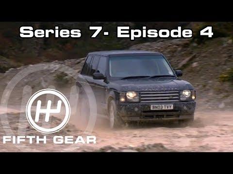 Fifth Gear: Series 7 Episode 4