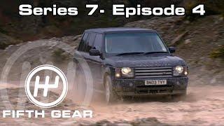 Fifth Gear Series 7 Episode 4 смотреть