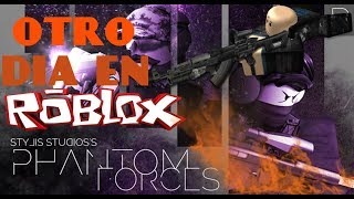 A DAY OF PLAYS IN [ROBLOX: PHATOM FORCES] SLENDERMAN ZP ? PLAYED GAMEPLAY
