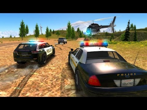 Crime City Police Car Driver - Android Gameplay HD