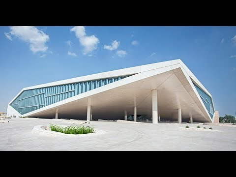 Qatar National Library Building Opens