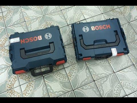 Видео обзор: Кейс BOSCH L-BOXX Bosch 102