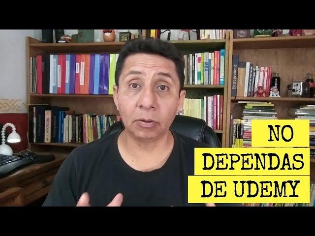 No dependas de Udemy, debes tener múltiples fuentes de ingreso | Teachable es una opción