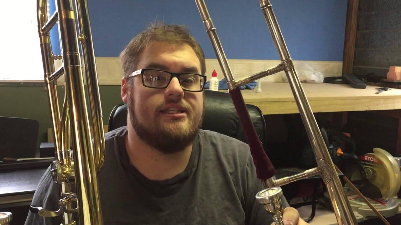 Introducing Antique and Modern Tenor Trombones