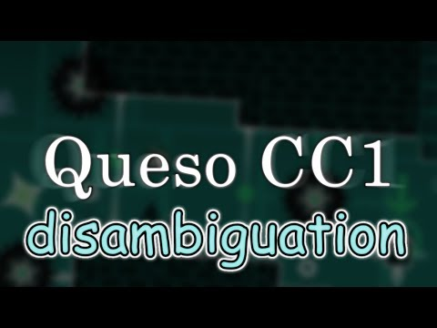 Queso Creator Contest 1 - Disambiguation