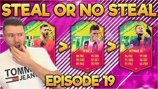 FIFA 19: STEAL OR NO STEAL #19