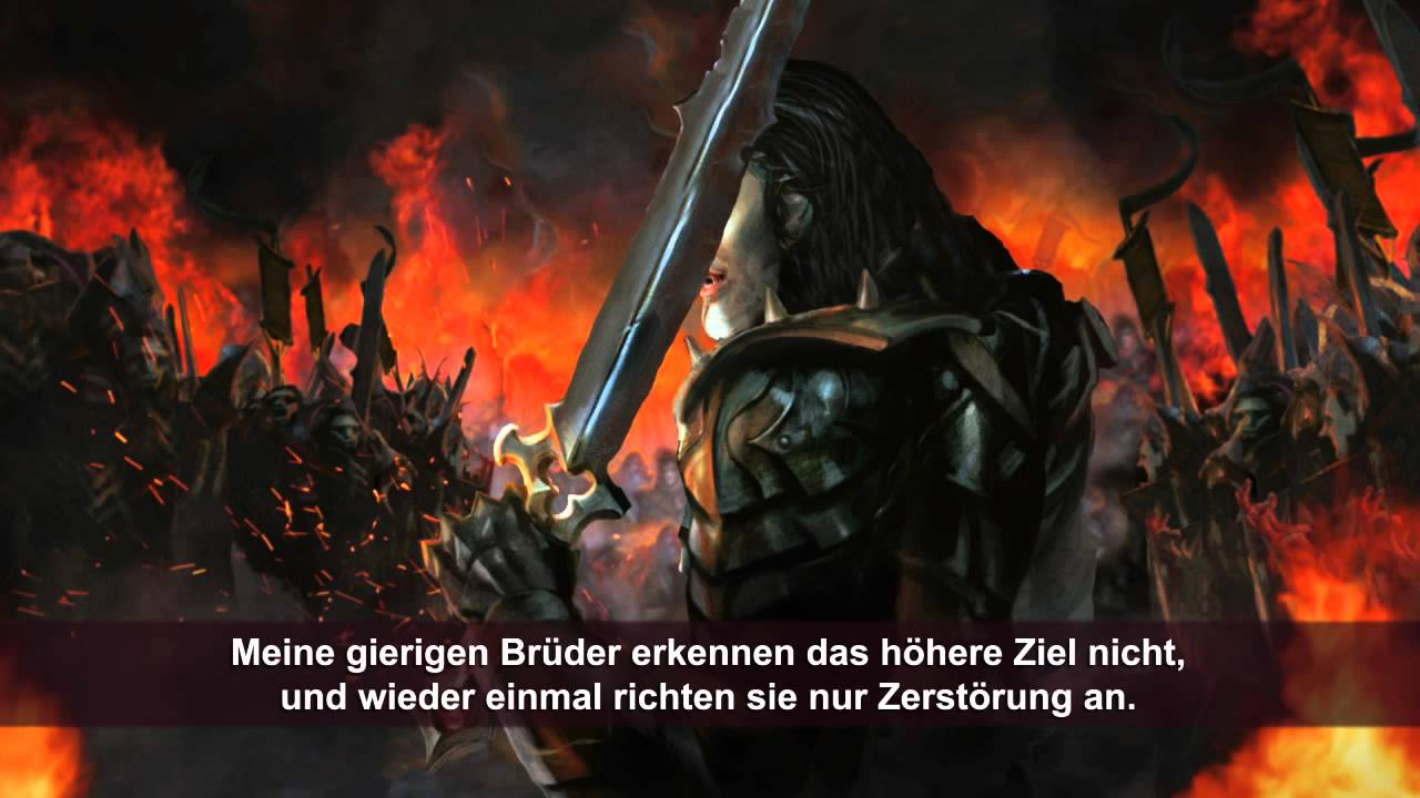 Magic: The Gathering Dark Ascension Trailer (German)