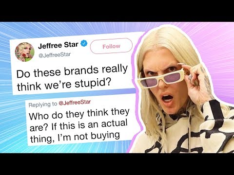 Jeffree Star Exposes Makeup Brand on Twitter, People Are Now Cancelling Them thumbnail