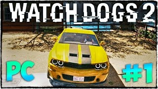 ГРАФЕН И ЧУДЕСА ОПТИМИЗАЦИИ В WATCH DOGS 2 НА PC (ПК)