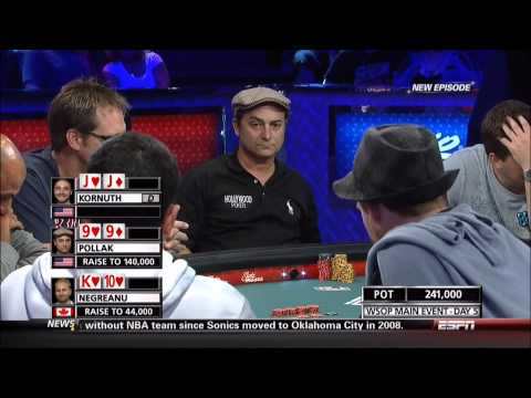 Yet another read by Daniel Negreanu  Kevin Pollak's 99