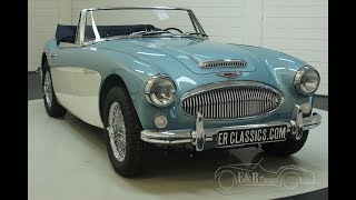 Austin Healey 3000 MK3 BJ8 1965 Top restored -VIDEO- www.ERclassics.com
