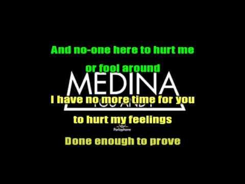 Medina - You And I (Karaoke)