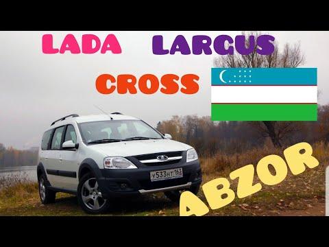 LADA LARGUS CROSS VA ODDIY LARGUSNING FARQI NIMADA?