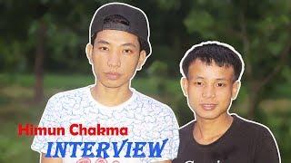 Interviews Of Himun chakma 2018 by SujoyEntertainment