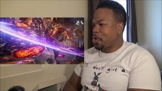 Marvel vs. Capcom: Infinite - Story Trailer 1   PS4 - REACTION!!!