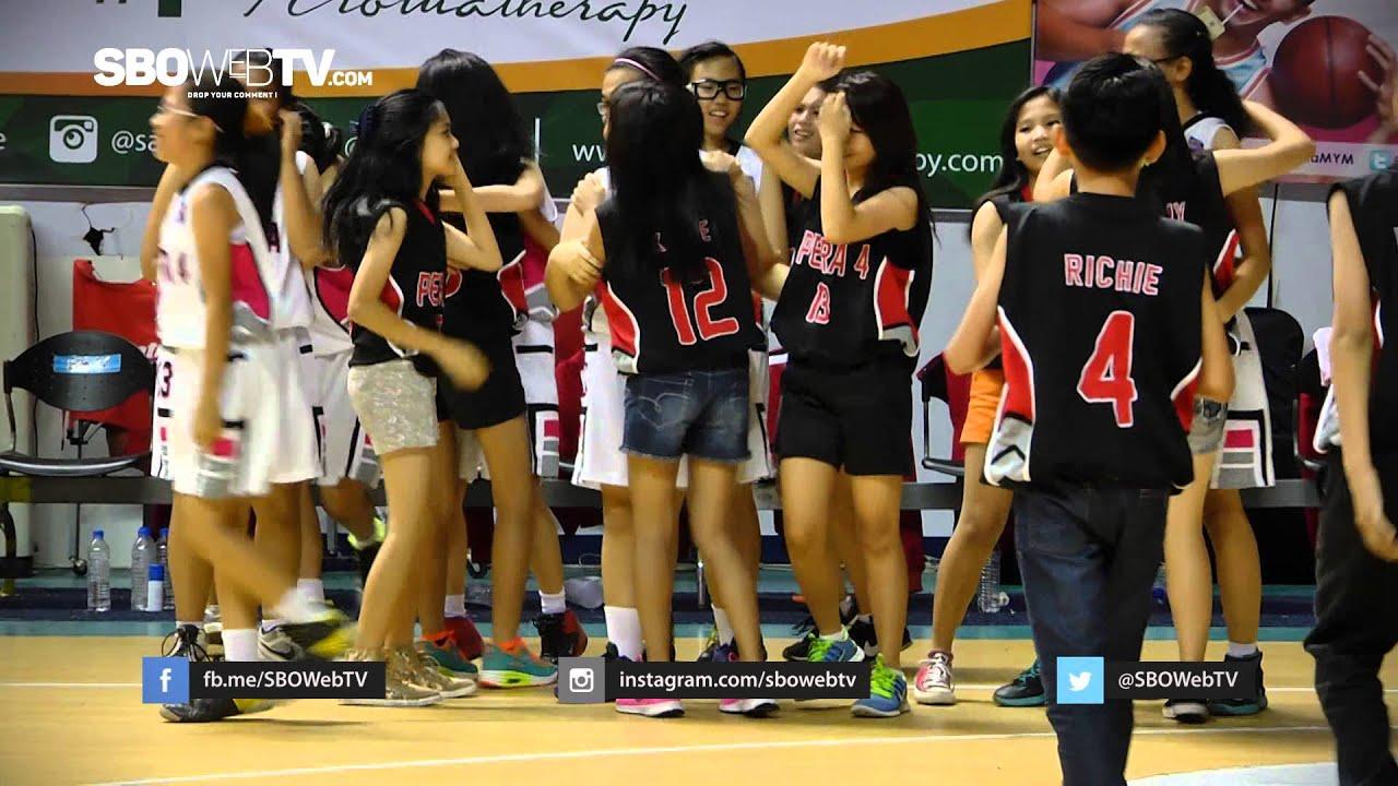 SMP SANTA MARIA Surabaya VS SMPK PETRA 4 Sidoarjo - JRBL 2015