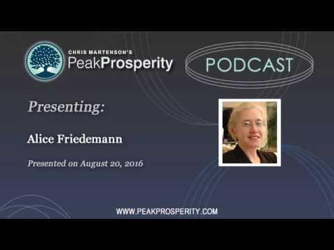 Alice Friedemann: When The Trucks Stop Running