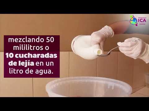 Campaña de Desinfección