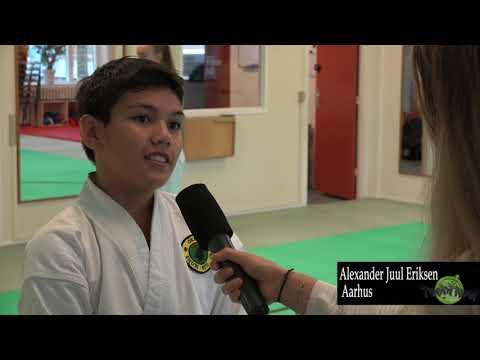 Teen Time - Karate i Aarhus