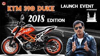 KTM Duke 390  in Hyderabad 2018 | First Duke model in 2018 | Happy Journey|