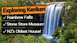 Rainbow Falls & The Stone Store in Kerikeri  – New Zealand's Biggest Gap Year – BackpackerGuide.NZ